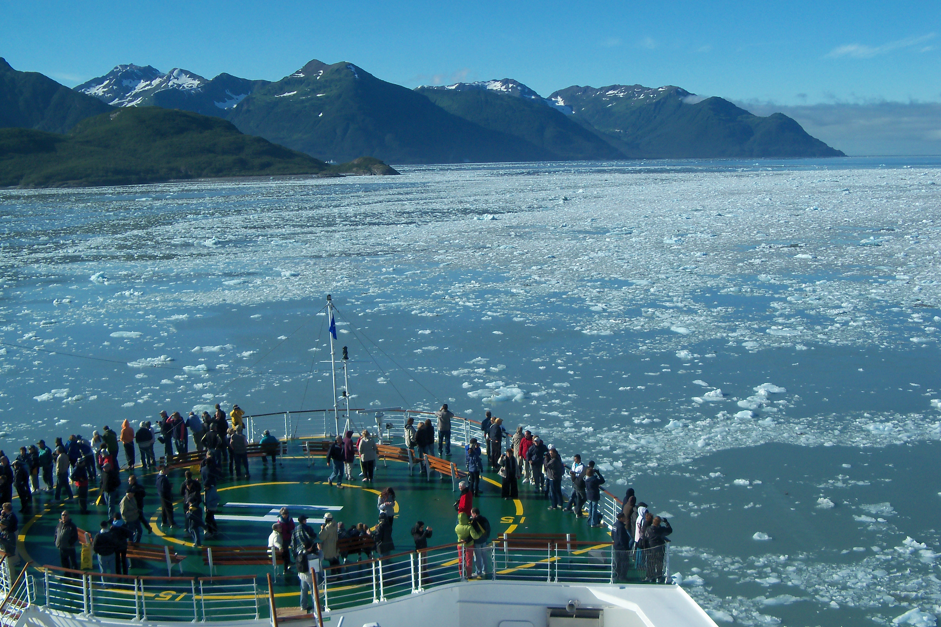 Hubbard Glacier 011 Amazing Journeys
