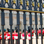 london changing of the guards
