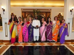 India saris