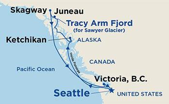 Alaskan Cruise - Amazing Journeys